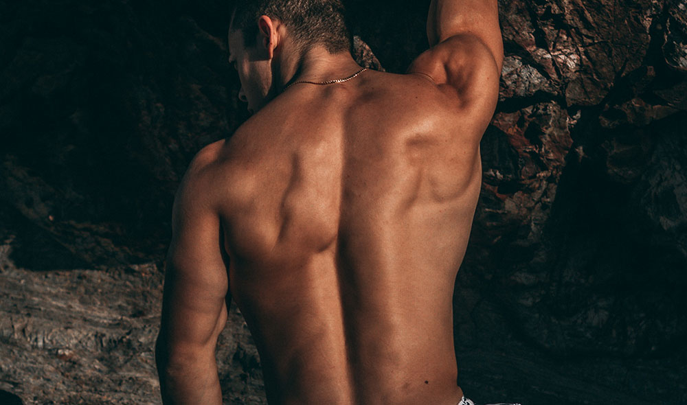 Male Chest Painless Waxing